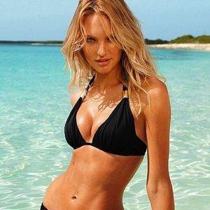 VS Very Sexy Riviera Halter Bikini Top